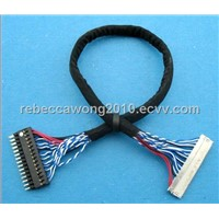 game machine cable harness