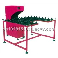glass edger machine