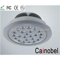good price High power 21W 63W LED ceiling Downlight CE ROHS FCC UL Cainobel LED lighting CA-DW-C058