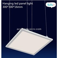 hanging mouted smd3014 300*300mm 10w flat led panel lighting