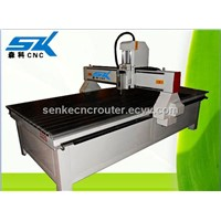 high precision cnc wood cutting machine