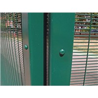 High Security Fence - Hot Dipped Galvanized