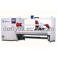 high speed full automatic roll cutting machine for bopp packing tape