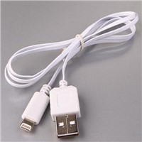 iphone 5 cable,flat data cable for iphone 5