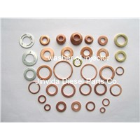 all kinds of quality gasket ring of injector
