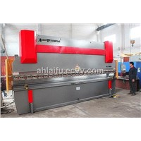 Large CNC Press Brake, Hydraulic Plate Bending Machine with Compensation, Door Frame Bending Machine