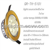 led ceiling lamp led 7w 9w 12w led light