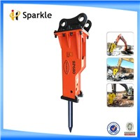 loader hydraulic rock breaker for 4-7ton excavator