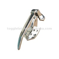 machine door handle latch