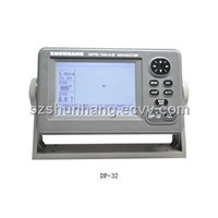 marine gps chartplotter 4.5 inches LCD display