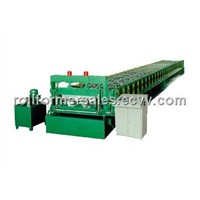 metal steel decking forming machine