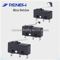 miniature micro switch (CQC certificate)