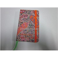 A6 Hardcover Notebook with Pocket Envolope (M-004 )