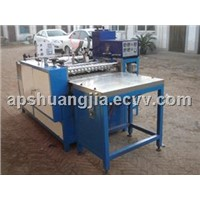 panel air filter making machine