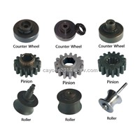 passenger hoist parts,pinion for passenger hoist