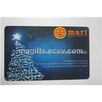 Plastic Card Solid Color