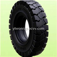 pneumatic solid tire
