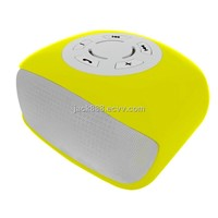 portable hamburger bluetooth speaker with micro phone for Iphone