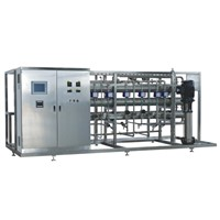 Purified Water System for Pharmaceutical and Chemical
