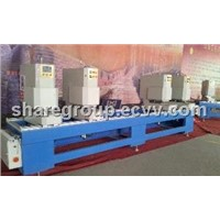 pvc windows welding machine