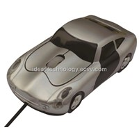 Racing Car Shape Mouse for Promotional Gift