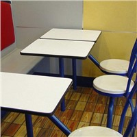 restaurant fast food HPL table top