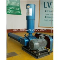 roots blower used for sewage treatment