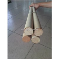 round wooden dowel of good quality