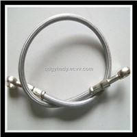 sae j1401 stainless steel braided brake hose