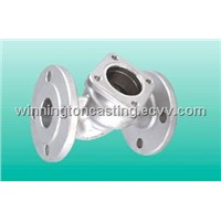 stainless steel precision investment casting service for Valves industry