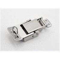 stainless steel toggle latch lock with lock eye