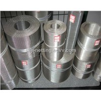 Stainless Steel Wire Mesh Filter Screen (Manufacturer)