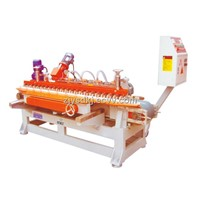 suaring and chamfering machine