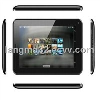 tablet pc with Quad-core ARM / Dual-core RK (LM742E)