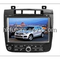 touch screen car dvd android with gps for VW Touareg