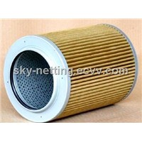 Twill Weave Brass Wire Mesh for Filter / Filter Element (Haotian )