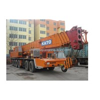 Used Lifting Machine Kato 120t Cranes