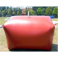 waterproof material water tank soft digester pvc fabric