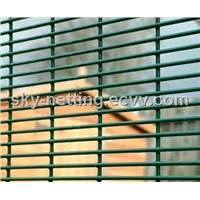 Welded Wire 358 Fence