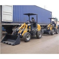 wheel loader-crawler loader