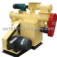 wood sawdust ring die pellet making machine