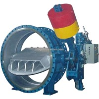 butterfly valve-Main Inlet Valve for Turbine