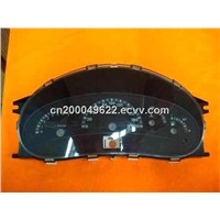 Plastic Car Dashboard Mould