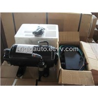 R134A 12V DC Compressor for Auto and truck Air Conditioner-HB075Z12