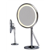 Desk-Top Led Lighted Magnification Mirror NO.MD0091-L