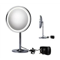 Desk-Top Led Lighted Magnification Mirror NO.MD0171-L