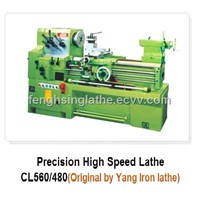 Precision High Speed Lathe--CL480/560