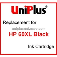 Replacement  for HP 60XL Black & Color Ink Cartridge