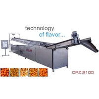 CRZ-2100 TRACKED DEEP FRYER
