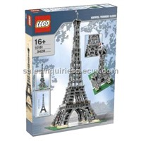 Lego Eiffel Tower - Create and Make Set 10181